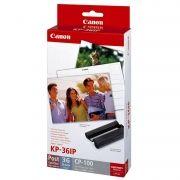 """Canon Color Ink/Paper set KP-36IP (4x6""""/10x15cm), 36 sheets"""