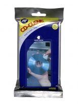 CD-CLENE Навлажнени кърпички за почистване на CD/DVD дискове