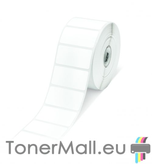 White Paper Label Roll Brother RD-S05E1