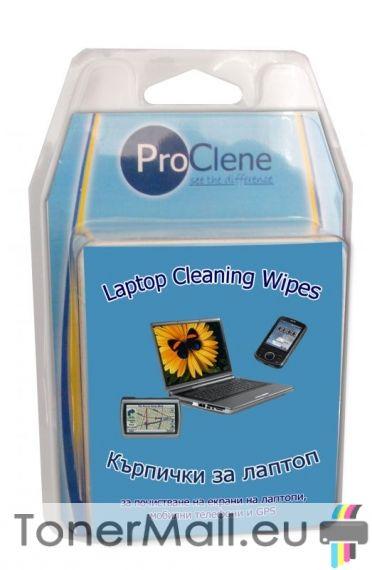 PROCLENE SCR010LTC Комплект за почистване на лаптоп