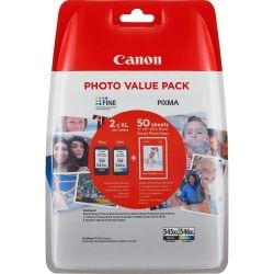 Комплект 2бр. мастилени касети Canon PG-545XL / CL-546XL Photo Value Pack