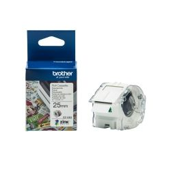 Continuous Paper Tape Brother CZ-1004 (Full colour, Ink-free 25mm)