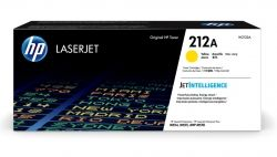 Тонер касета HP 212A W2122A Yellow