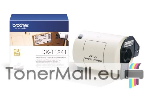 Large Shipping Label Brother DK-11241
