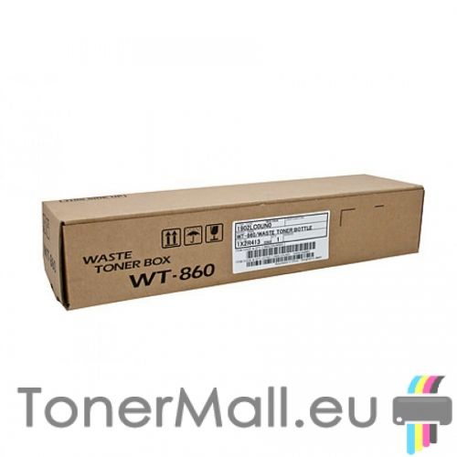Waste toner bottle Kyocera WT-860