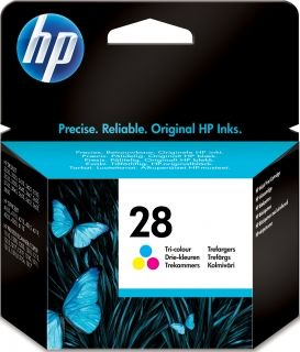 Мастилена касета HP 28 (C8728AE) Tri-Color