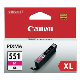 Мастилена касета Canon CLI-551M XL Magenta