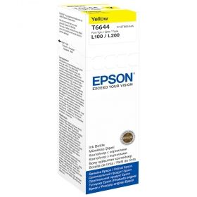 Бутилка с мастило EPSON T6644 Yellow (C13T66444A)