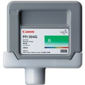 Мастилена касета CANON PFI-302GY Grey