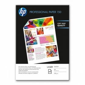 HP Professional Glossy Laser Paper - 150 sht/A4/210 x 297 mm
