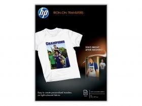 HP Iron-on Transfers - 12 sht/A4/210 x 297 mm (C6050A)