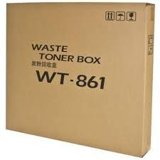Waste toner bottle Kyocera WT-861