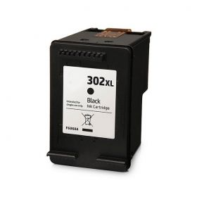 Мастилена касета HP 302XL (F6U68AE) Black