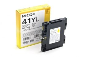 Мастилена касета RICOH GELJET GC 41YL Yellow