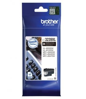 Мастилена касета BROTHER LC3239XLBK Black