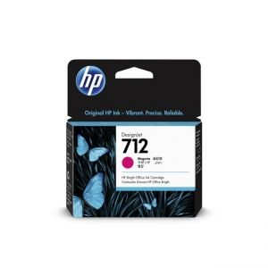 Мастилена касета HP 712 Magenta 3ED68A