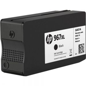 Мастилена касета HP 967XL (3JA31AE) Black