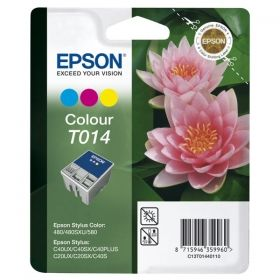 Мастилена касета EPSON T014 3-Color